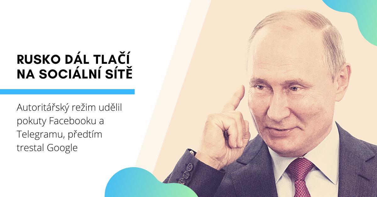 Rusko a socialni site