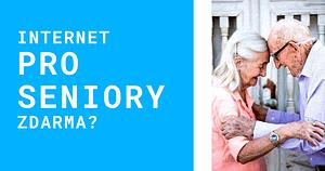 Internet pro seniory zdarma